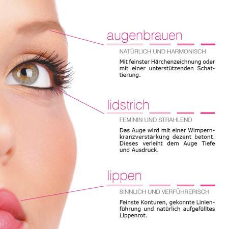 Permanent Make Up Kosmetikinstitut Hautnah